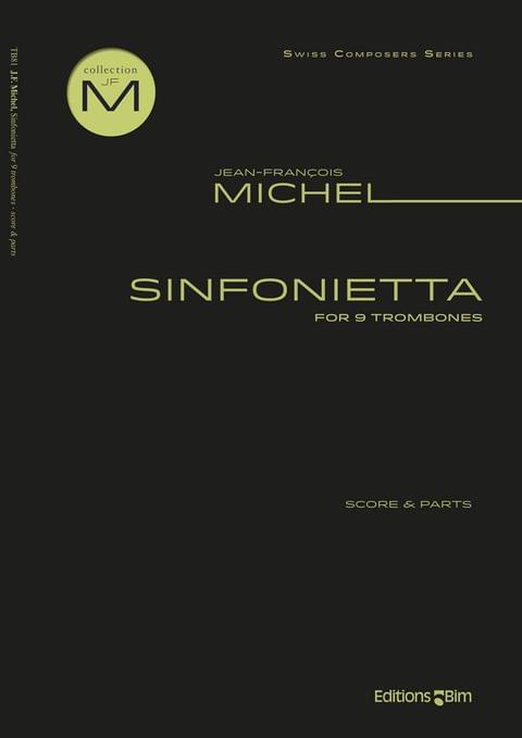 Michel Jean Francois Sinfonietta Tb81