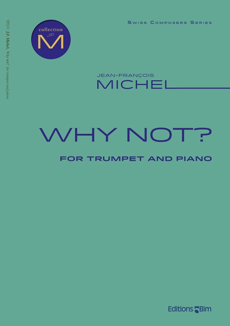 Michel Jean Francois Why Not Tp331