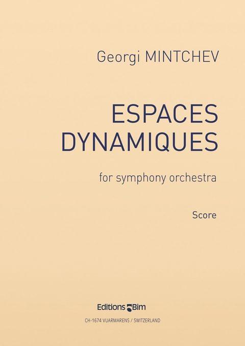 Mintchev Georgi Espaces Dynamiques Orch14