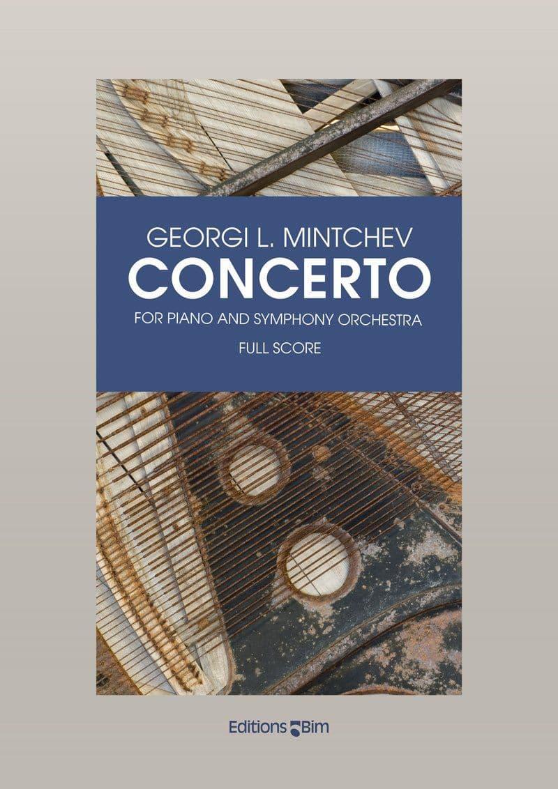 Mintchev Georgi Piano Concerto Pno3B