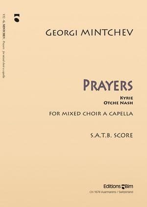 Mintchev Georgi Prayers V52