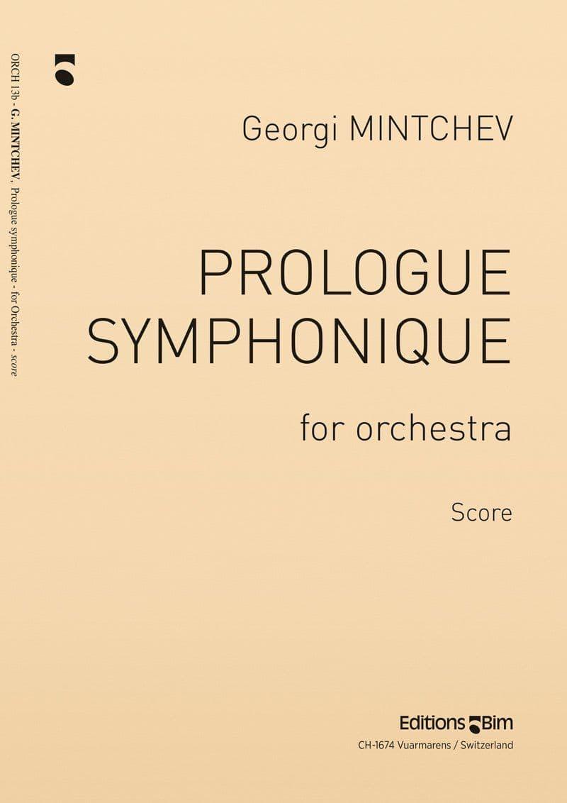 Mintchev Georgi Prologue Symphonique Orch13