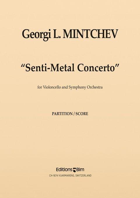 Mintchev Georgi Senti Metal Concerto Vc4
