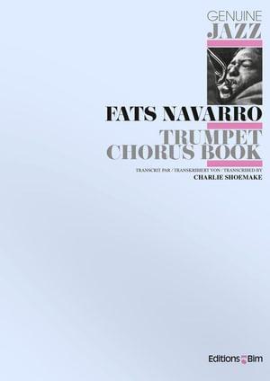Navarro Fats Trumpet Chorus Book Tp26