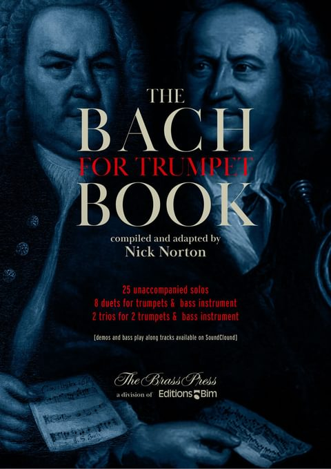 Norton Nick The Bach Book Tp284