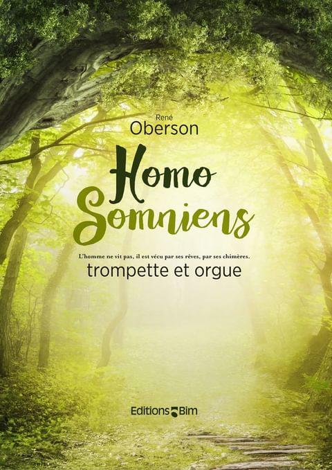 Oberson Rene Homo Somniens Tp271