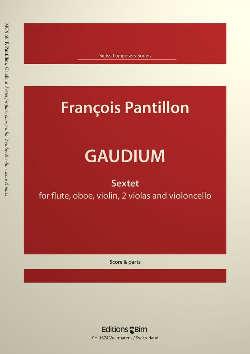 Pantillon Francois Gaudium Mcx66