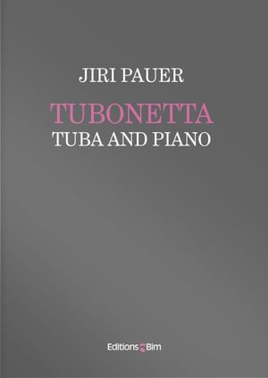 Pauer Jiri Tubonetta Tu19