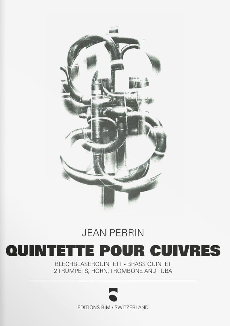 Perrin Jean Quintette Pour Cuivres Ens1
