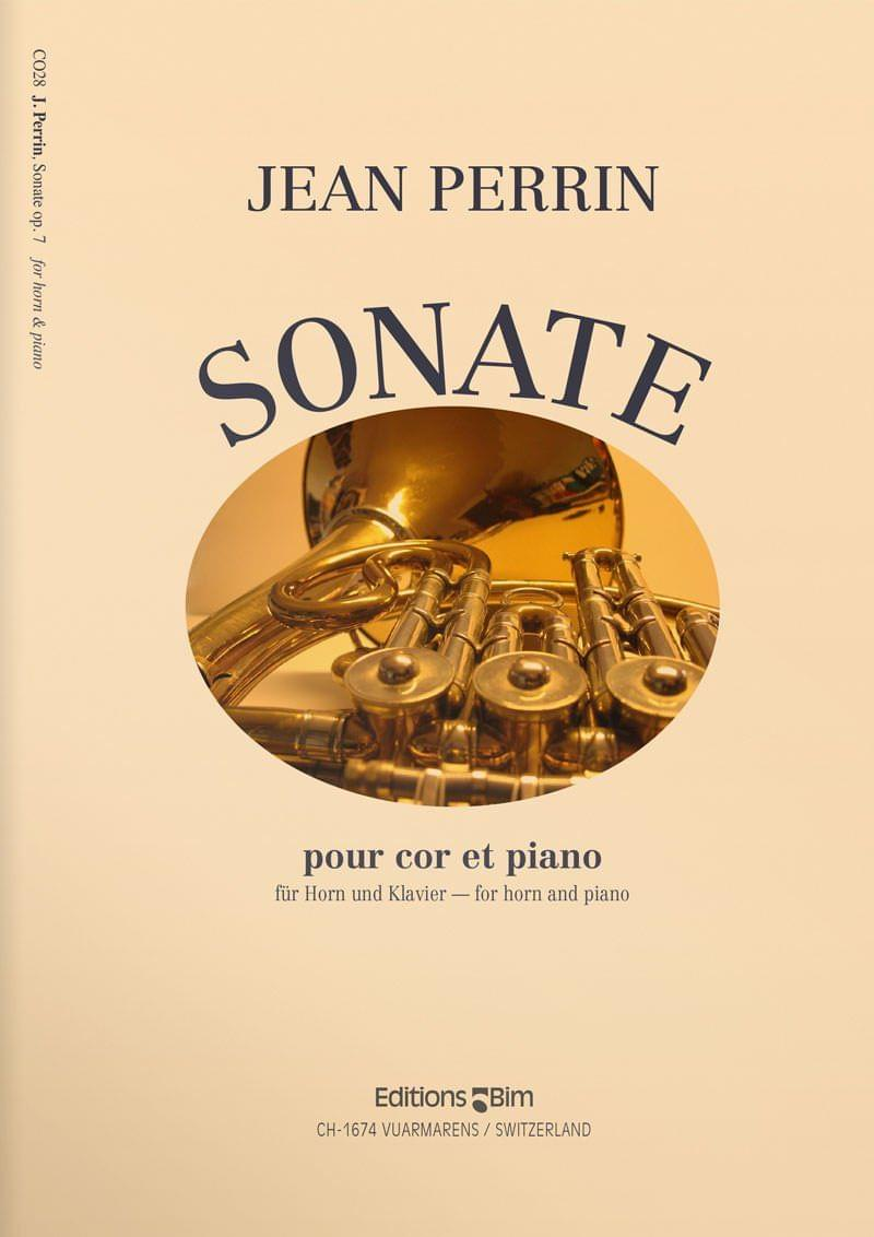 Perrin Jean Sonate Co28