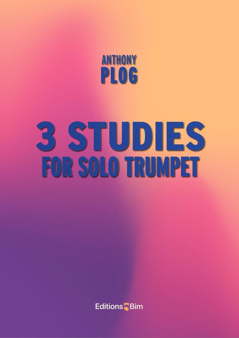 Plog Anthony 3 Studies Tp363
