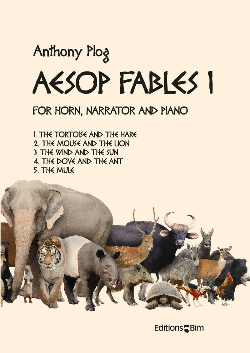 Plog Anthony Aesop Fables I Horn