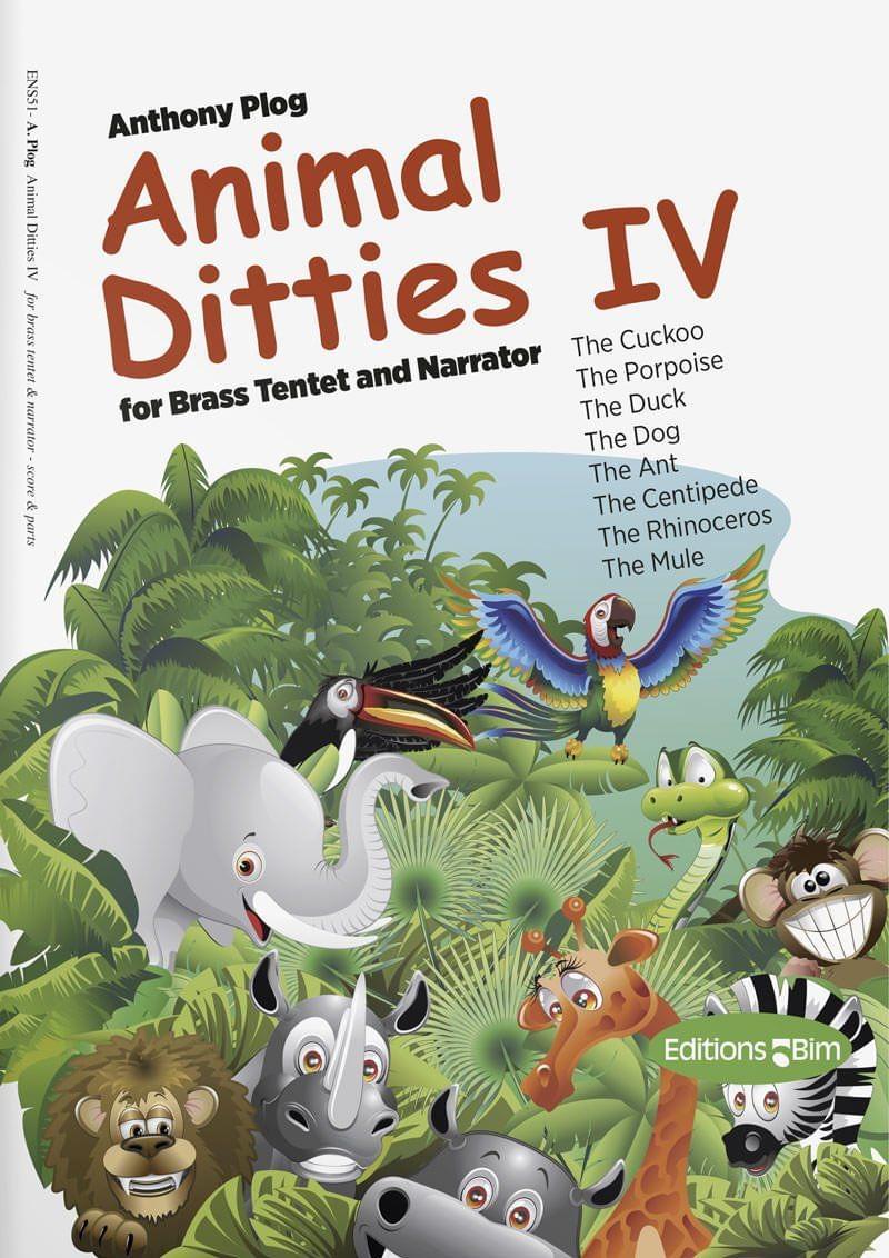 Plog Anthony Animal Ditties Iv Ens51