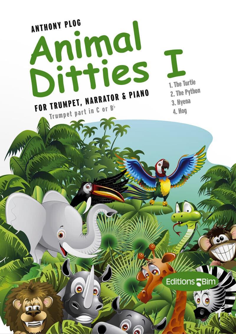 Plog Anthony Animal Ditties I Tp288