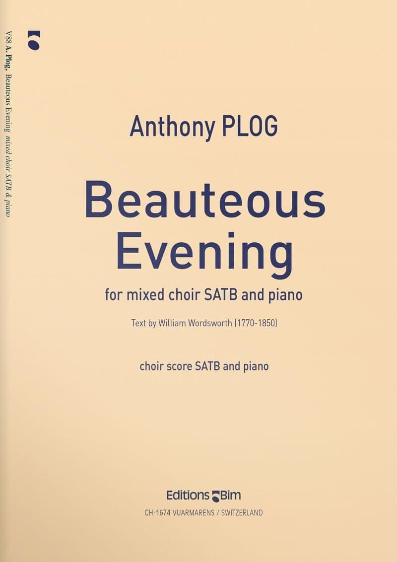 Plog Anthony Beauteous Evening V88