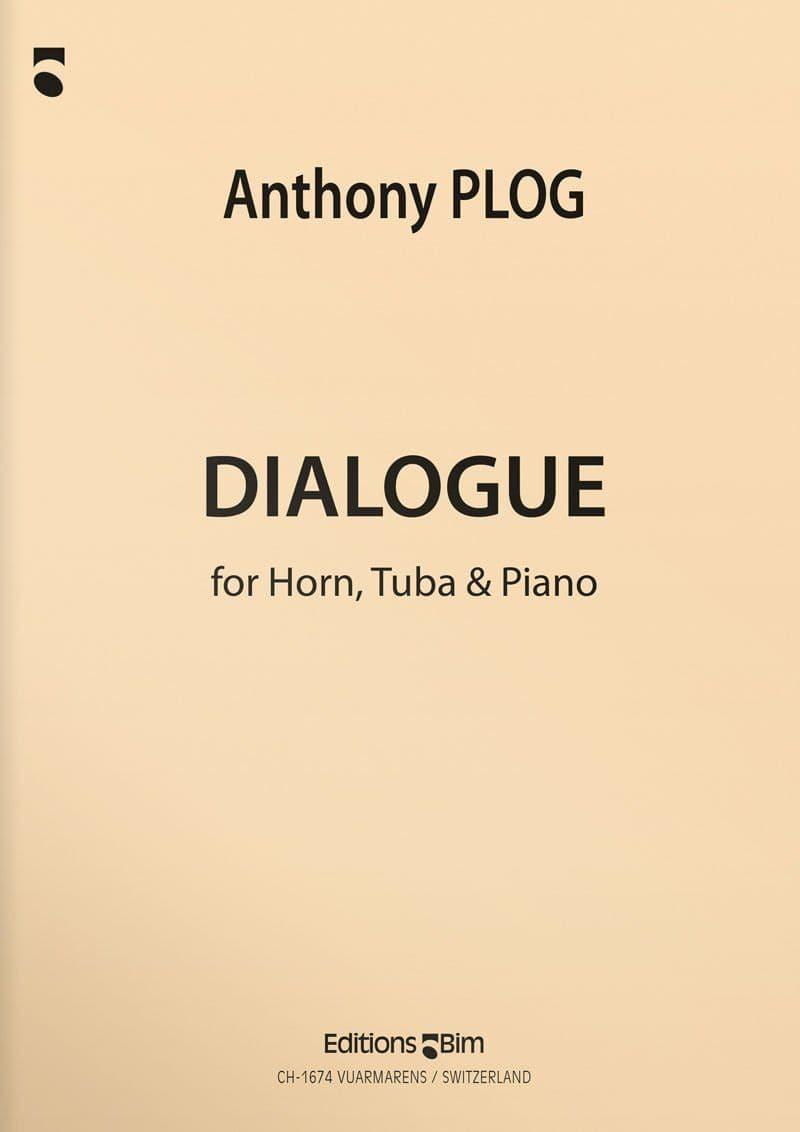 Plog Anthony Dialogue Horn Tuba En62