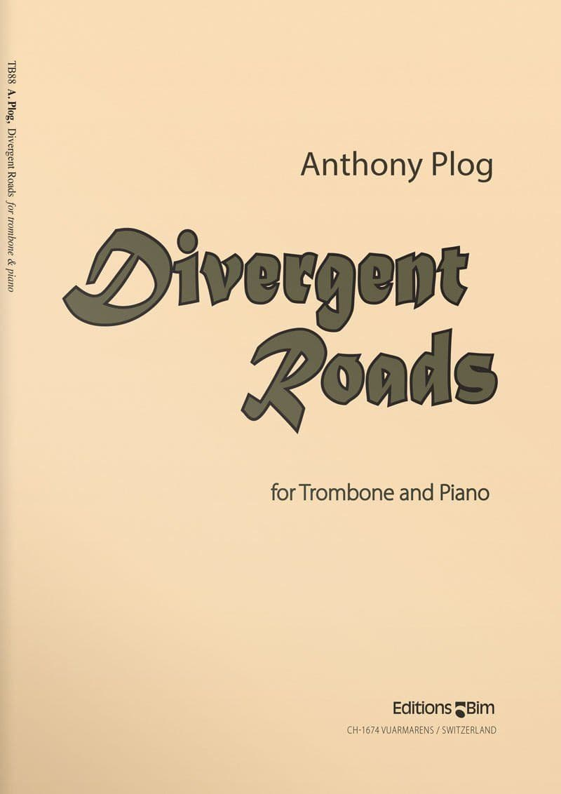 Plog Anthony Divergent Roads Tb88