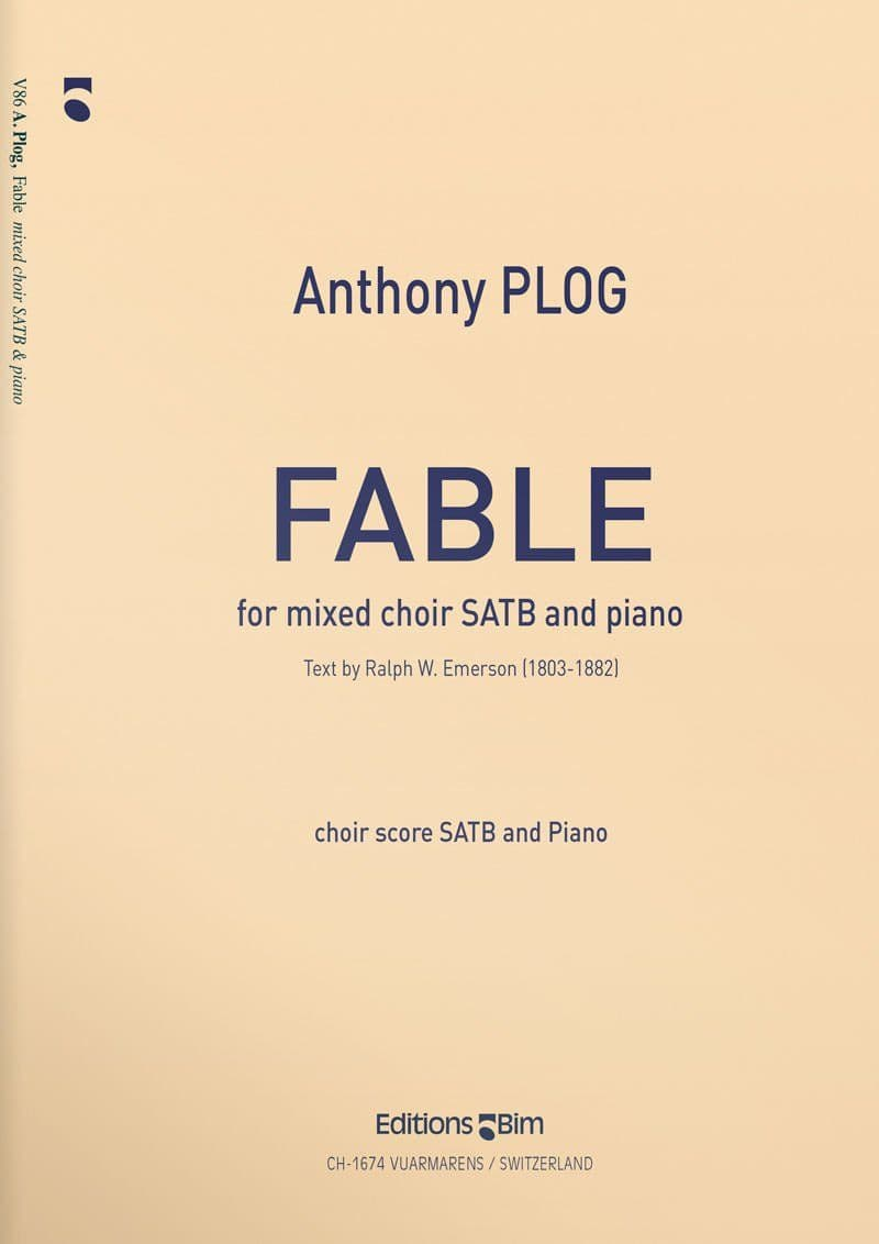Plog Anthony Fable V86