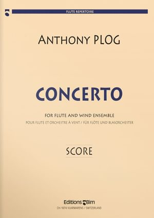 Plog Anthony Flute Concerto Fl2