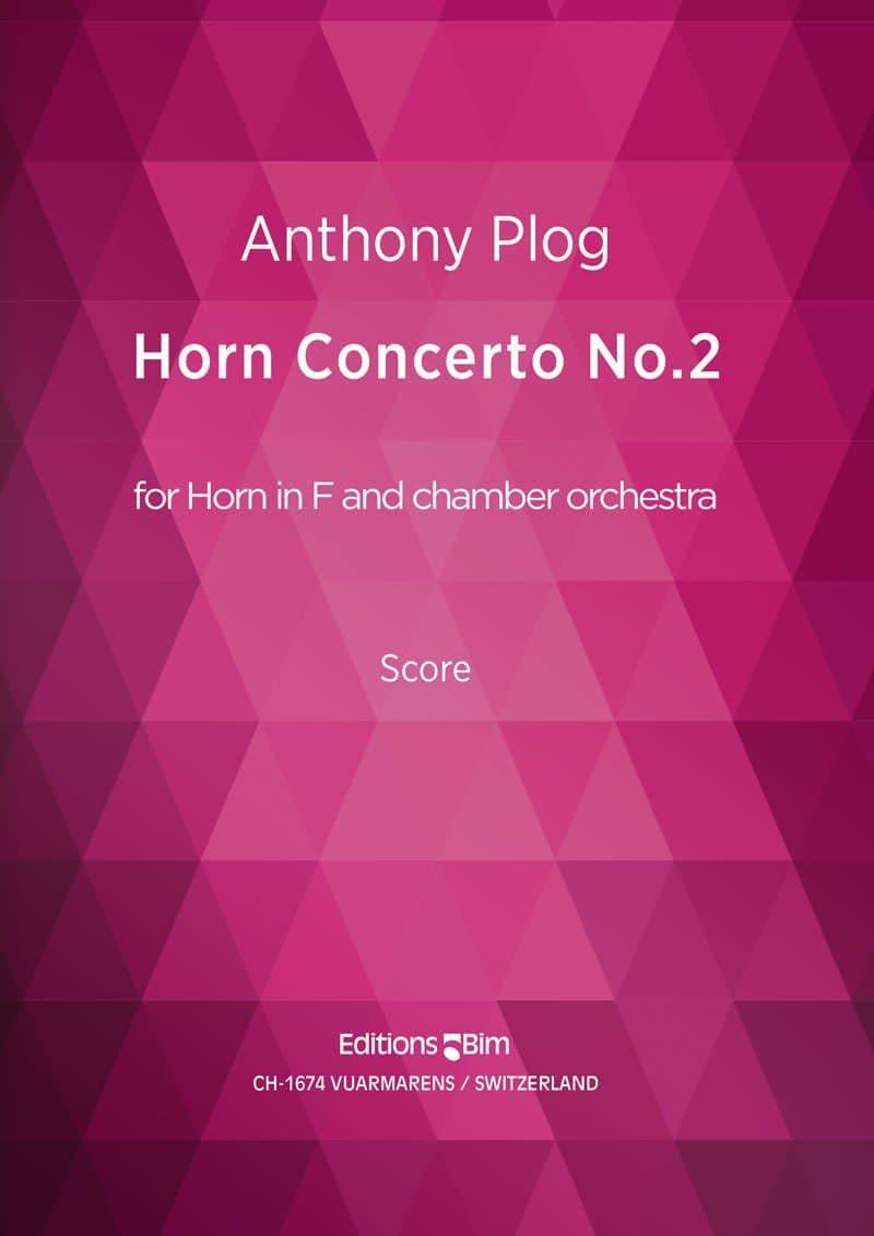 Plog Anthony Horn Concerto 2 Co96