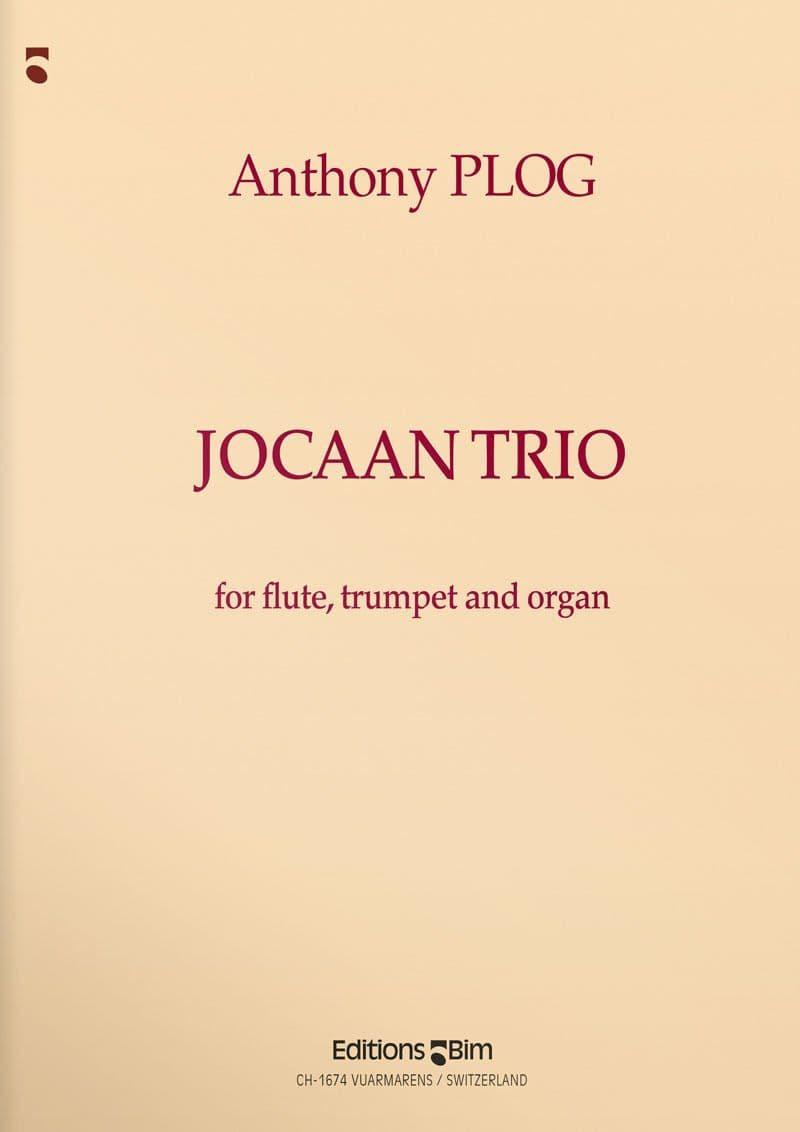 Plog Anthony Jocaan Trio Mcx84