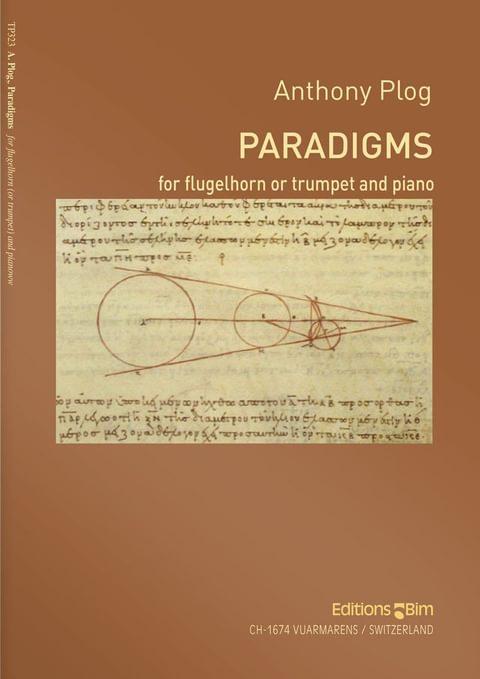 Plog Anthony Paradigms Tp323