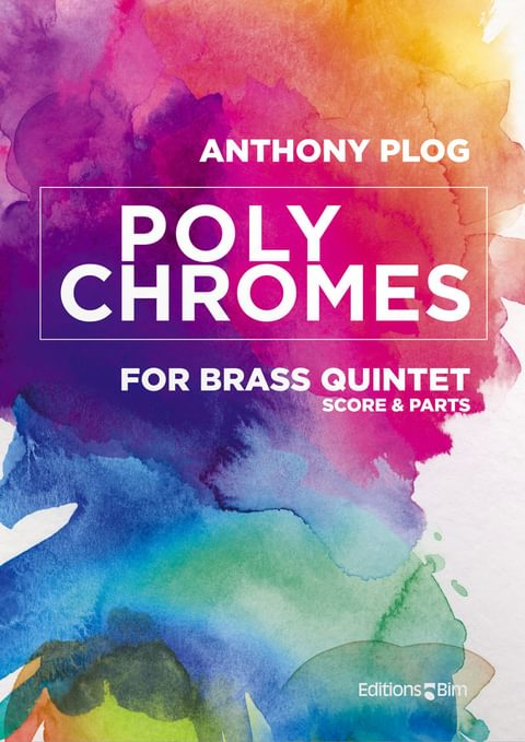 Plog Anthony Polychromes Ens231