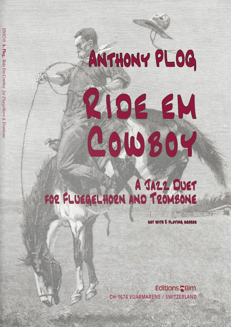 Plog Anthony Ride Em Cowboy Ens210