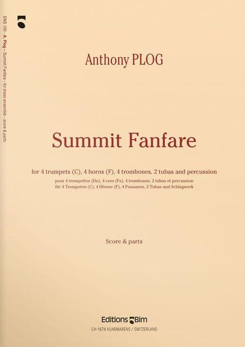 Plog Anthony Summit Fanfare Ens150