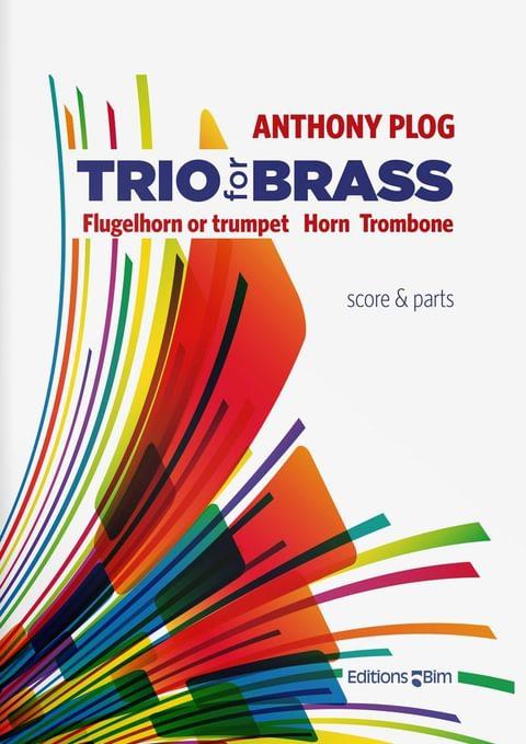 Plog Anthony Trio For Brass Ens69
