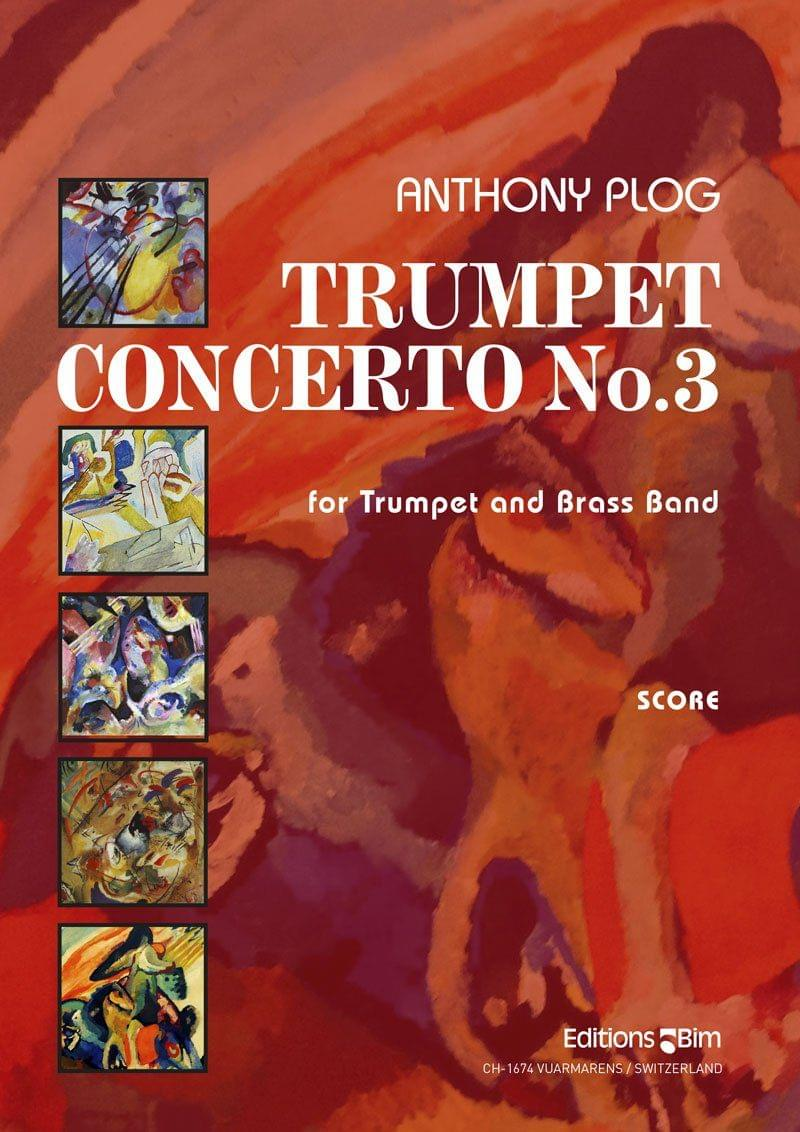 Plog Anthony Trumpet Concerto No 3 Tp351