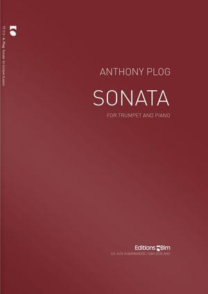 Plog Anthony Trumpet Sonata Tp313