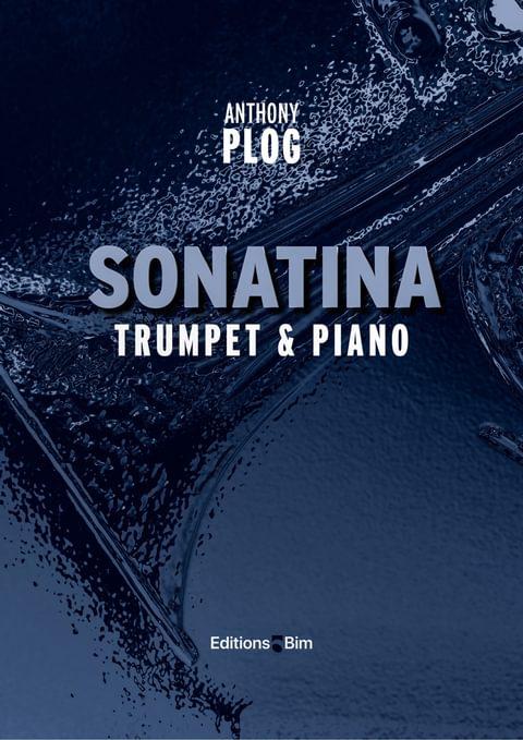 Plog Anthony Trumpet Sonatina Tp362