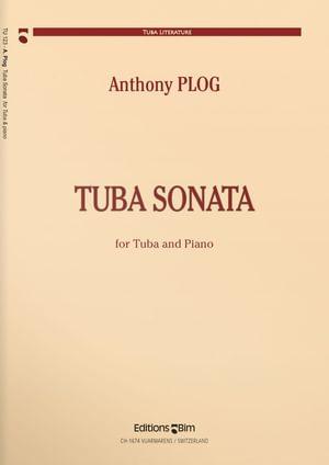 Plog Anthony Tuba Sonata Tu123