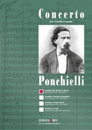 Ponchielli Amilcare Concerto Trumpet Tp9A