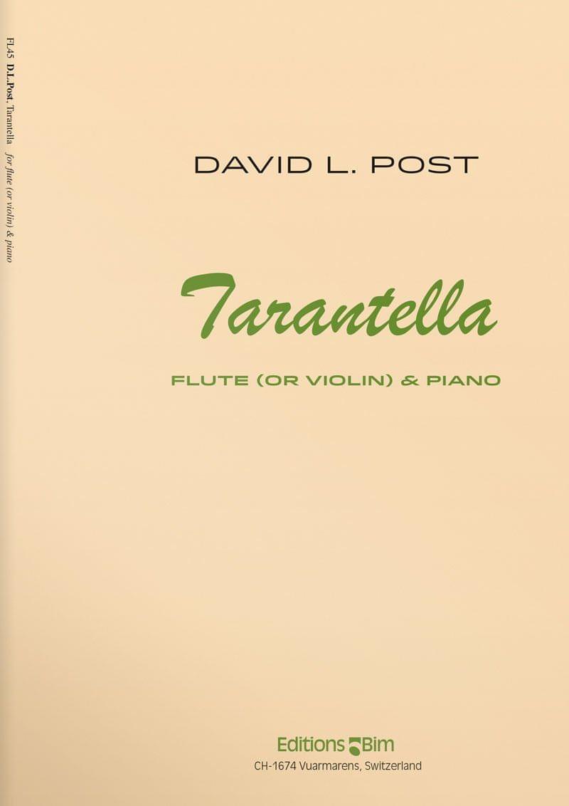 Post David Tarantella Fl45