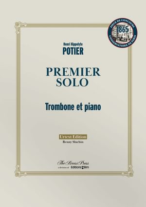 Potier Henri Premier Solo Tb106