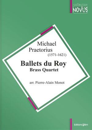 Praetorius Michael Ballets Du Roy Ens22