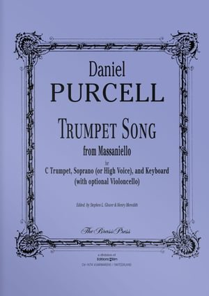 Purcell Daniel Trumpet Song Tp166