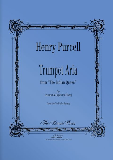 Purcell Henry Trumpet Aria Tp165