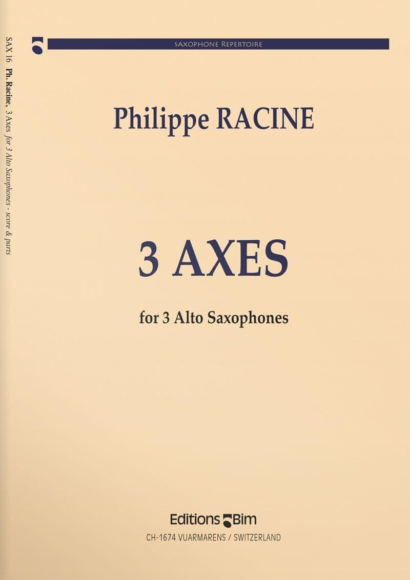Racine Philippe 3 Axes Sax16