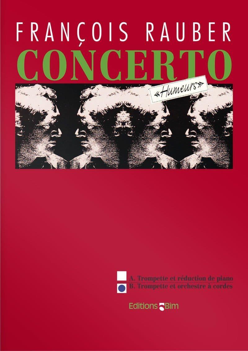 Rauber Francois Concerto Humeur Tp18