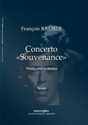 Rauber Francois Concerto Souvenance Vn13