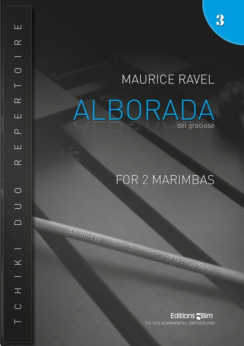 Ravel Maurice Alborada Perc28
