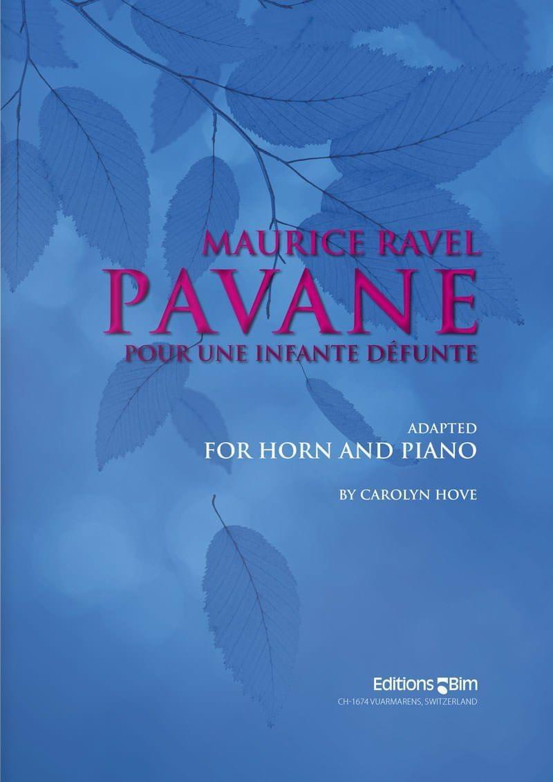Ravel Maurice Pavane Co90