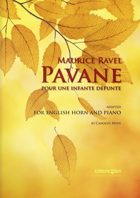 Ravel Maurice Pavane Ob11