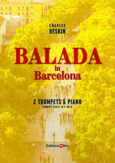 Reskin Charles Balada In Barcelona Tp358