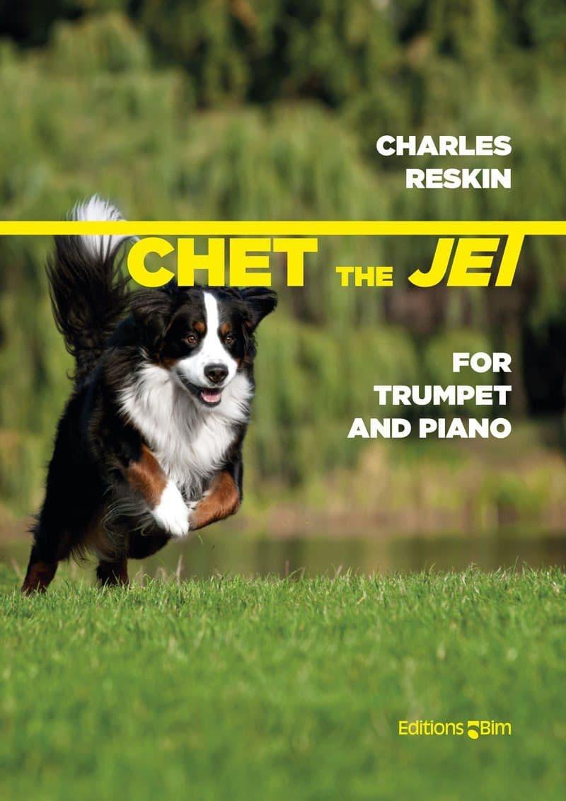Reskin Charles Chet The Jet Tp350
