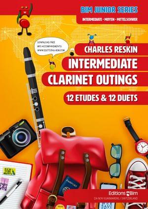 Reskin Charles Intermediate Clarinet Outings Cl38