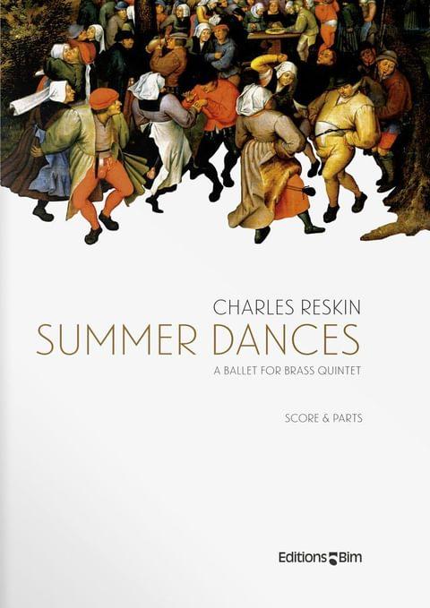Reskin Charles Summer Dances Ens214